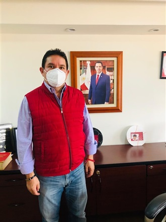 CELEBRA GUSTAVO URIBE QUE EL PRI PRESIDA LA MESA DIRECTIVA DE LA CÁMARA DE DIPUTADOS