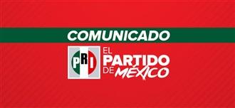 LAMENTA PRI RESULTADOS DE GOBIERNO FEDERAL  EN ATENCIÓN A COVID-19