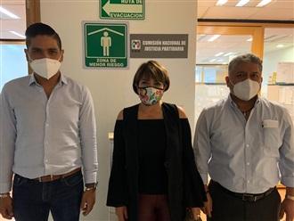 AVANZA EXPEDIENTE INTERNO CONTRA QUIENES USURPAN FUNCIONES DE DIRIGENTES ESTATALES DEL PRI