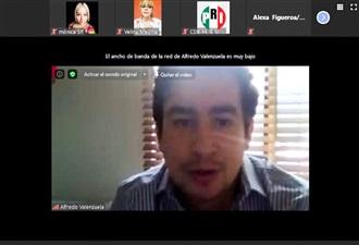 PRESENTARÁ ALFREDO VALENZUELA, PRESIDENTE DE LA RED JÓVENES X MÉXICO EN SINALOA, AMPARO CONTRA EL DIPUTADO...