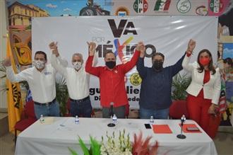 A TODOS NOS UNE MÉXICO: GUSTAVO BÁEZ LEOS