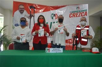 PRESENTA PRI A LUIS FRANCISCO GERARDO PONCE MORÁN NUESTRO CANDIDATO A LA DIPUTACIÓN POR EL DISTRITO FEDERAL 3