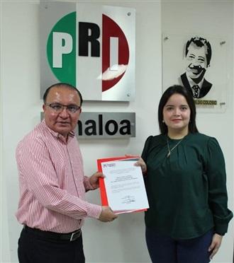 SERGIO JACOBO GUTIÉRREZ, NUEVO SECRETARIO GENERAL DEL PRI EN SINALOA