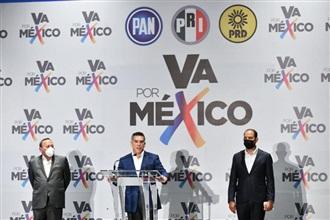 """POR AGRAVIOS Y VIOLACIONES, """"VA POR MÉXICO"""" IMPUGNARÁ ELECCIONES EN CAMPECHE, GUERRERO, SAN LUIS POTOSÍ Y ..."""