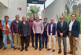 EXPRESIDENTES DEL CDE DEL PRI AGUASCALIENTES RESPALDAN EL TRABAJO DEL CEN Y DE LA ACTUAL DIRIGENCIA QUE EN...