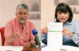 CANDIDATURAS PLURINOMINALES NO SON RESULTADO DE UNA DECISIÓN PERSONAL: RUTH NOEMÍ TISCAREÑO AGOITIA.