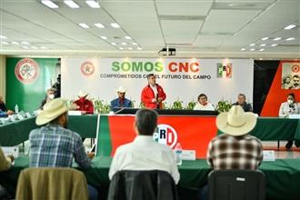 EL PRI MANTIENE DIÁLOGO ABIERTO PARA CONSTRUIR A FAVOR DE MÉXICO: ALEJANDRO MORENO