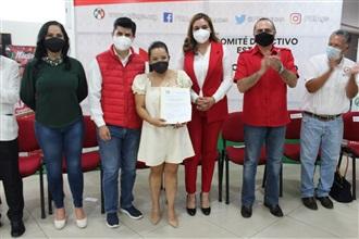 EL PRI ENTREGA NOMBRAMIENTOS A DELEGADOS POLÍTICOS DE LOS 11 MUNICIPIOS DE AGUASCALIENTES