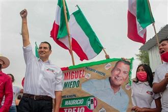 RECONFIRMA INE TRIUNFO DE MAURICIO TREJO PURECO EN SAN MIGUEL DE ALLENDE.