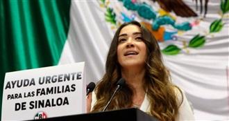 LLAMA LA DIPUTADA PRIISTA PALOMA SÁNCHEZ A LEGAR UN MÉXICO MÁS PRÓSPERO, LIBRE E IGUALITARIO