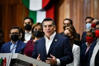 EL PRI SOLO ESTARÁ A FAVOR DE LAS FAMILIAS DE MÉXICO: ALEJANDRO MORENO
