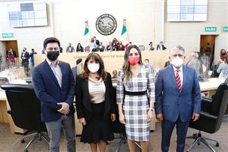 GPPRI PARTICIPA EN JUNTA PREPARATORIA PARA INSTALACIÓN DE LA LXV LEGISLATURA.