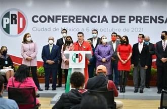 TRABAJO EN EL COMITÉ EJECUTIVO NACIONAL DEL PRI