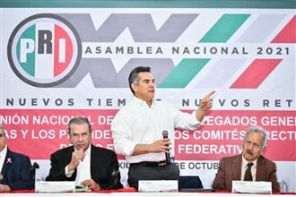 LOS TIEMPOS Y LAS DECISIONES DEL PRI, LAS DECIDE EL PRI: ALEJANDRO MORENO