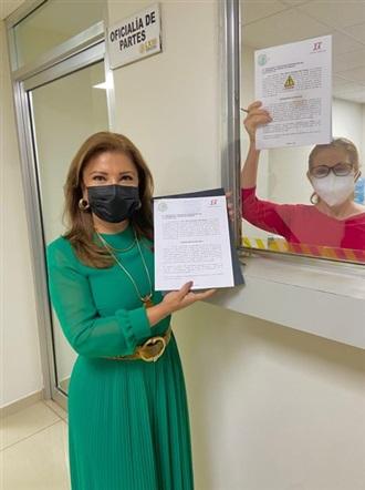 PRESENTA GLORIA HIMELDA FÉLIX, INICIATIVA PARA CLARIFICAR INFORMACIÓN NECESARIA PARA LA PROTECCIÓN DE SALU...