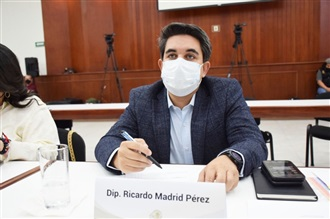 LA GLOSA DEL INFORME HA DADO MUESTRA DE QUE EL GOBIERNO DE QUIRINO ORDAZ HA SIDO DE RESULTADOS, ORDEN Y CO...