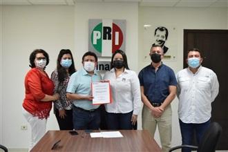 DESIGNAN COORDINADOR DE REGIDORES DEL PRI, EN LOS MUNICIPIOS DE GUASAVE Y SALVADOR ALVARADO.
