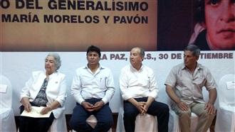 CONMEMORA EL PRI NATALICIO DE JOSÉ MARÍA MORELOS
