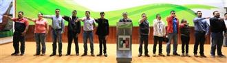 PROTESTAN NUEVOS SECRETARIOS MUNICIPALES DEL DEPORTE  EN VERACRUZ width=