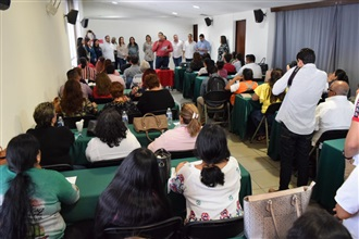 "Inicia PRI taller ""Red de Emprendedores Sociales"" width="
