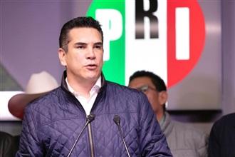 """PRESENTARÁ PRI ACCIÓN DE INCONSTITUCIONALIDAD CONTRA LA LLAMADA """"LEY BONILLA"""": ALEJANDRO MORENO width="""