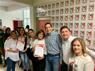 Realiza Jesús Valdés Palazuelos gira de trabajo por los municipios de Ahome y Sinaloa width=