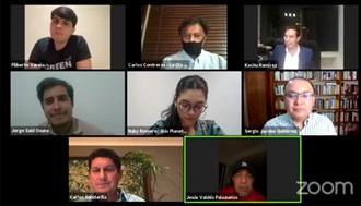 Inicia Fundación Colosio el primer foro virtual con el tema de desarrollo sustentable width=