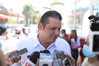 Propondrá Mario Zamora modificación a Convenio de Coordinación Fiscal width=