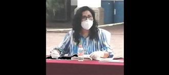 ACLARA REGIDORA TONNY SARABIA QUE DESDE EL AÑO 2012, NO INGRESAN LAS APORTACIONES DE LOS COMITÉS VECINALES... width=