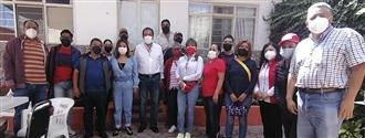 Nos dio mucho gusto visitar a la militancia de Asunción Nochixtlán width=