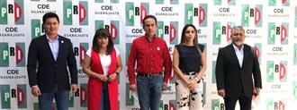 ALEJANDRO ARIAS ÁVILA COORDINARÁ AL GRUPO PARLAMENTARIO DEL PRI. width=