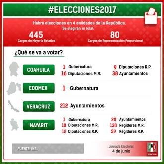 ELECCIONES LOCALES 2017