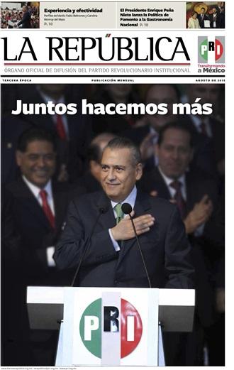 AGOSTO/ 2015 / TERCERA ÉPOCA / JUNTOS HACEMOS MAS